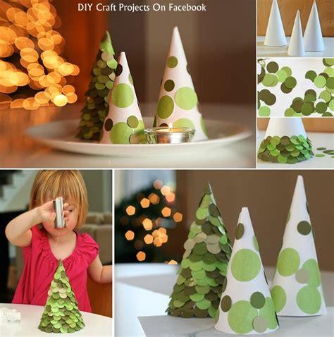 diy christmas trees ideas diy craft projects