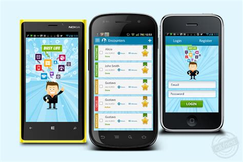 Mobile Application by Mobile Apps Designing Company The Best Mobile App Design