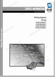 Volvo Truck Fh 4  04 2014 Wiring Diagram