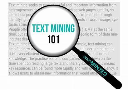 Text Mining Eu