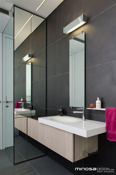 narrow bathrooms effective homeadore
