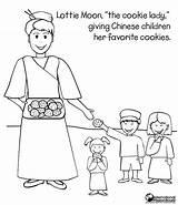 Lottie Preschool Sermons4kids Printablecolouringpages sketch template
