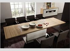 3 New Modern Expandable Dining Tables from Hülsta DigsDigs
