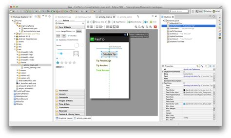 android adt four ways to build a mobile application part 2