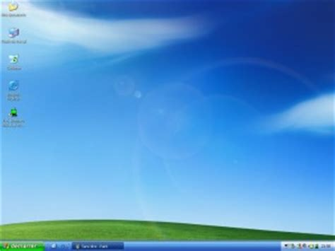 bureau windows xp configurer le nettoyage automatique du bureau