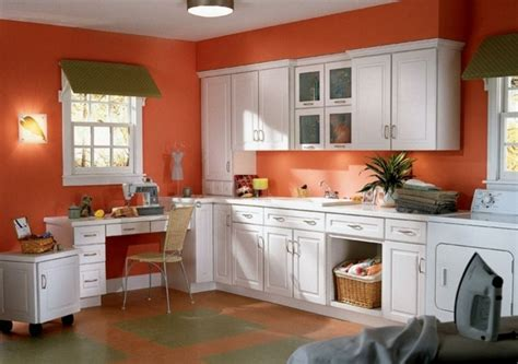 cuisine couleur orange couleur peinture cuisine 66 idées fantastiques