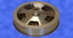 High Motor Torque Momentum and Reaction Wheels