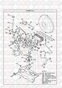 Potterton Performa 28  Hydraulics  Diagram