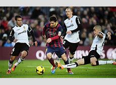 Prediksi Skor, Barcelona vs Valencia 18 April 2015