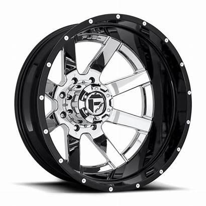 Dually Rear Wheels Maverick D260 Fuel Lug
