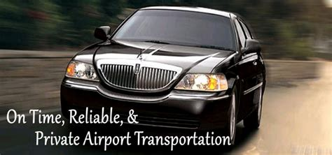 Seattle Town Car Service In Seattle Airport Transportation