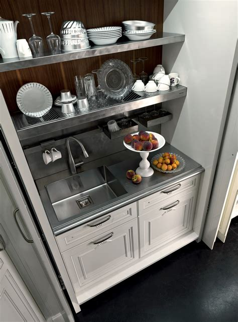 solid wood kitchen  island idea  martini mobili