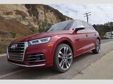 2018 Audi Q5 vs 2018 Audi SQ5 Automobile Magazine