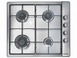 Plaque De Cuisson Gaz Conforama : table de cuisson gaz 4 foyers candy clg 64 spxmx candy ~ Melissatoandfro.com Idées de Décoration