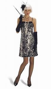 Kleider 20 Jahre : charleston cabaret kost m silber damen 20er jahre stil party glitzer kleid ebay ~ Frokenaadalensverden.com Haus und Dekorationen