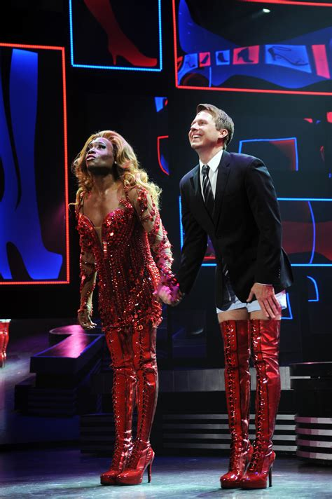 Billy Porter Kinky Boots The Benedum Blogh