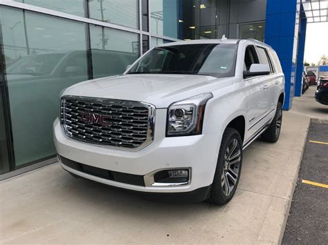 2019 Gmc Yukon Denali by New 2019 Gmc Yukon Denali For Sale 92399 0 Surgenor