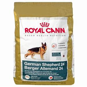 Royal canin german shepherd 24 dry dog food 1800petmeds for German shepherd dog food