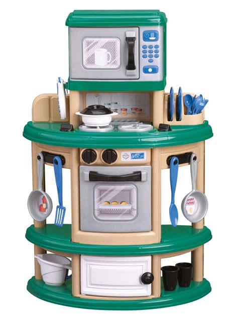 toddler kitchen playset american plastic my own kitchen review