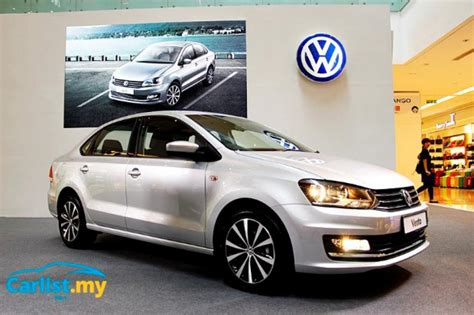 volkswagen malaysia 2016 vw vento launched in malaysia from rm79 888 auto