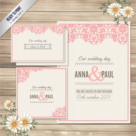 marriage invitation templates printable psd ai