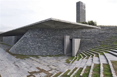 homes built into hillside sancaklar mosque emre arolat architects archdaily