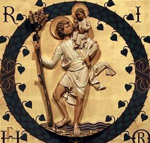 Saint Christophe Patron : caput mundi st christopher patron saint of travel ~ Medecine-chirurgie-esthetiques.com Avis de Voitures