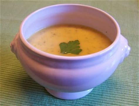 cuisiner du potiron soupe minceur au potiron plat du jour recettes de