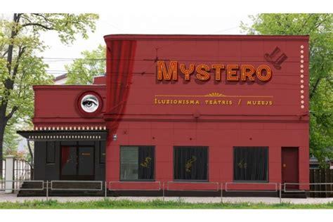 Rīgā tiks atvērts pirmais iluzionisma teātris un muzejs ...