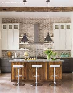 marble topped kitchen island kitchen ceilings arkansas and whitewashed brick on