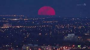 Supermoon To Be Biggest Since 1948