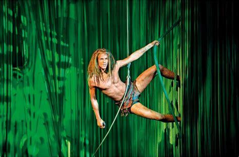 Stageentertainment Musical Tarzan Ab November In Stuttgart