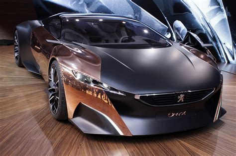 peugeot cars peugeot onyx concept paris 2012 photo gallery autoblog
