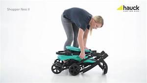 Hauck Sport Buggy : hauck shopper neo ii stroller pushchair youtube ~ A.2002-acura-tl-radio.info Haus und Dekorationen