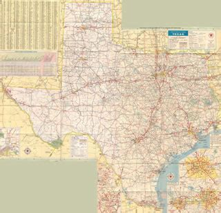 historical maps  texas aaroads