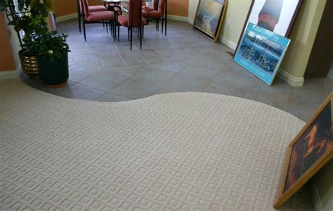 the useful of carpet tile transition ideas tedx decors
