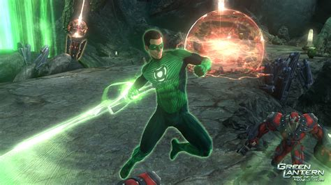 ps3 review green lantern rise of the manhunters