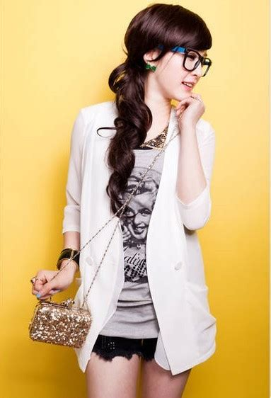 Trendy and Popular Korean Fashion Trends - Ohh My My
