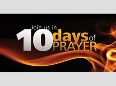 Adventist Review Online Ten Days of Prayer
