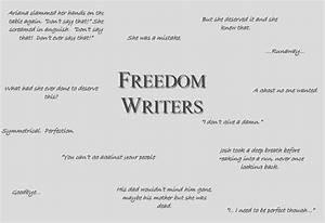 FREEDOM WRITERS QUOTES TUMBLR image quotes at relatably.com
