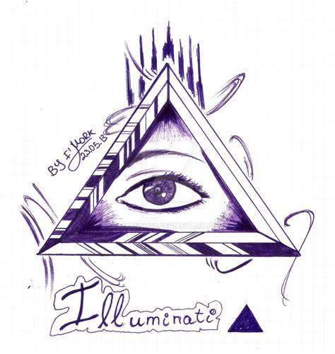 Illuminati Triangle Eye Illuminati Triangle And Eye By Markth23 On Deviantart
