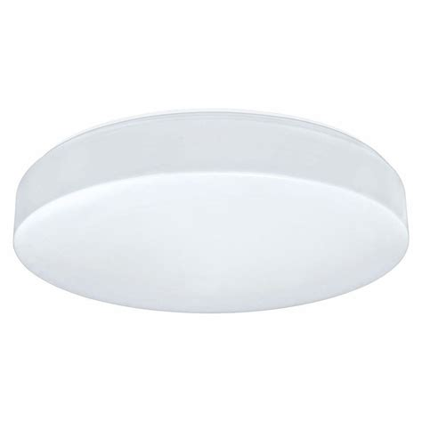 Home Depot Ceiling Lights Led by Eglo Palomaro White Led Ceiling Light 93388a The Home Depot