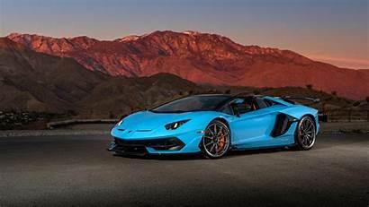 Svj Lamborghini Aventador Roadster Resolutions Ultra Wallpapers