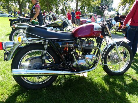1976 Triumph 750 Bonneville -- For Sale At