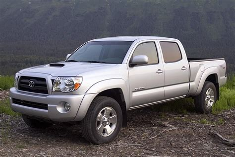 2005 Toyota Tacoma Specs 2005 toyota tacoma reviews specs and prices cars