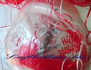 Originelle Geschenkverpackung Für Geld : geschenkballon luftballon zum verpacken von geschenken zum 50 geburtstag lu geschenkverpackung ~ Frokenaadalensverden.com Haus und Dekorationen