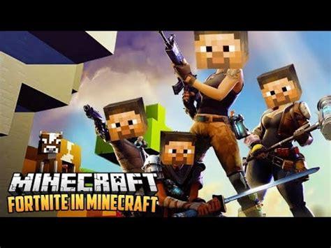 minecraft  guns fortnite meme youtube