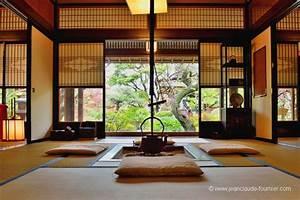 Architecture Japonaise Traditionnelle : jean claude fournier la maison traditionnelle japonaise phototem moteur de recherche ~ Melissatoandfro.com Idées de Décoration