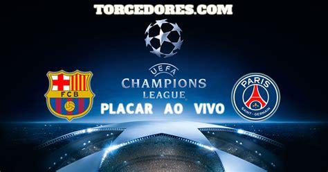 Assistir Barcelona x PSG ao vivo dia 21/04/2015