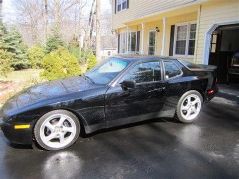 Buy Used Porsche 944 Turbo In Burlington, Connecticut